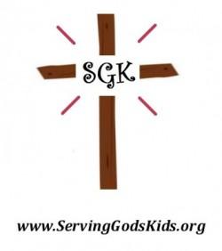 Serving God's Kids Logo