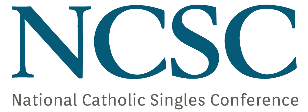 Logo National Catholic Singles Conference