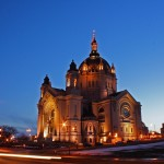 Cathedral of Saint Paul at night_dusk_Visit St Paul_good